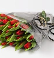 20 stk røde tulipaner