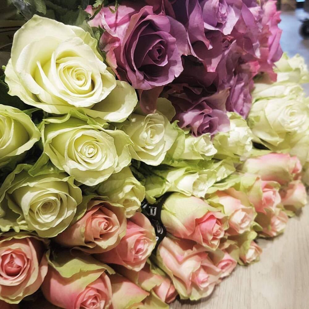 10 roser